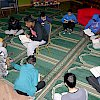 Nurulhuda Quranic School organizes an intensive Quranic memorization and revision course and camp